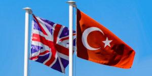 اتفاق تجارة حرة مرتقب بين تركيا وبريطانيا
