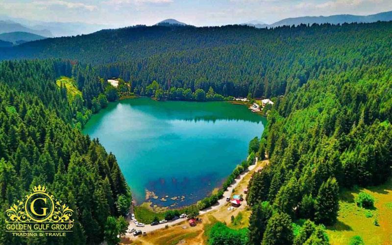 بحيرة السمك حيدر نبي