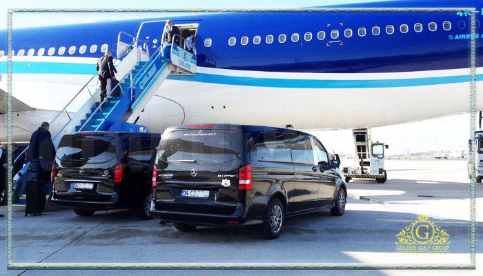 توصيل من مطار اسطنبول